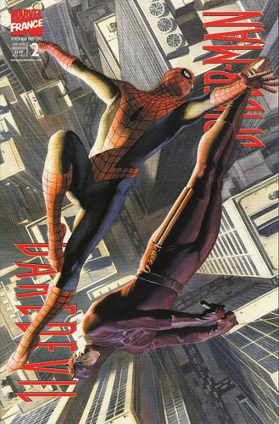 Couverture de Spider-Man Hors Série (Marvel France puis Panini Comics, 1re série) -2- Daredevil/Spider-Man: Unusual suspects