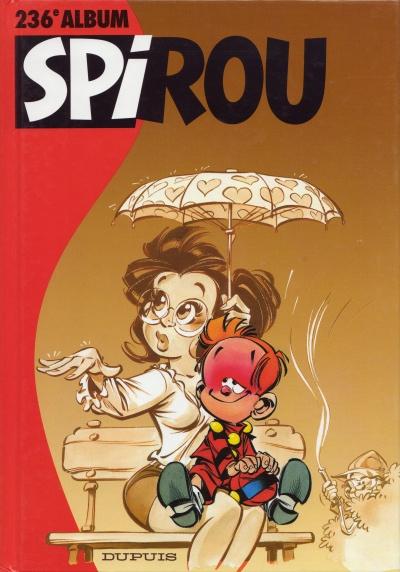 Couverture de (Recueil) Spirou (Album du journal) -236- Spirou album du journal