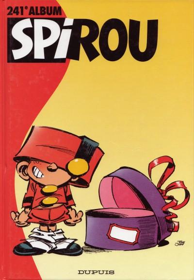 Couverture de (Recueil) Spirou (Album du journal) -241- Spirou album du journal