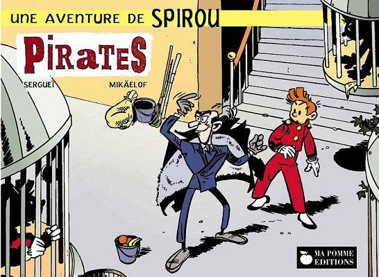 Couverture de Spirou et Fantasio -2- (Divers) -20- Pirates