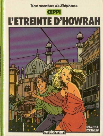 Couverture de Stéphane Clément -6- L'étreinte d'Howrah