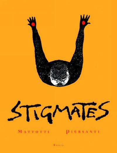 Couverture de Stigmates