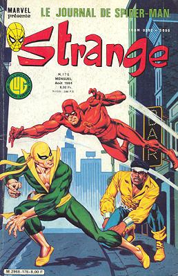 Couverture de Strange -176- Strange 176
