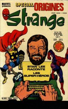 Couverture de Strange (Spécial Origines) -136bis- Strange 136 bis