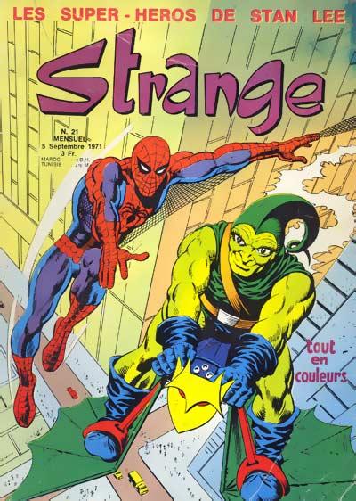 Couverture de Strange -21- Strange 21