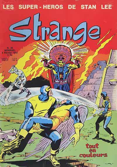 Couverture de Strange -26- Strange 26