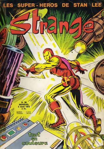 Couverture de Strange -28- Strange 28