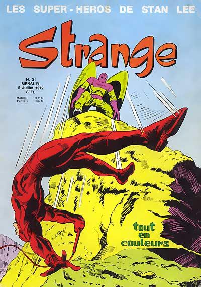 Couverture de Strange -31- Strange 31