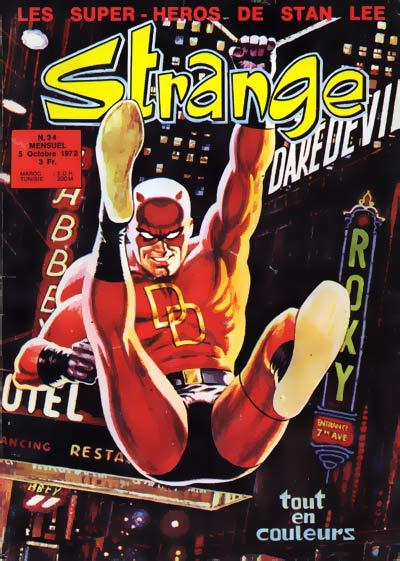 Couverture de Strange -34- Strange 34