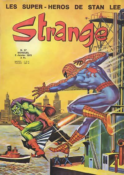 Couverture de Strange -37- Strange 37