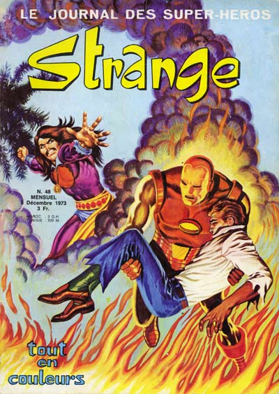 Couverture de Strange -48- Strange 48