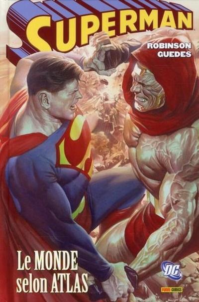 Couverture de Superman - Le monde selon Atlas