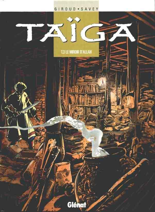Taïga - les 3 tomes