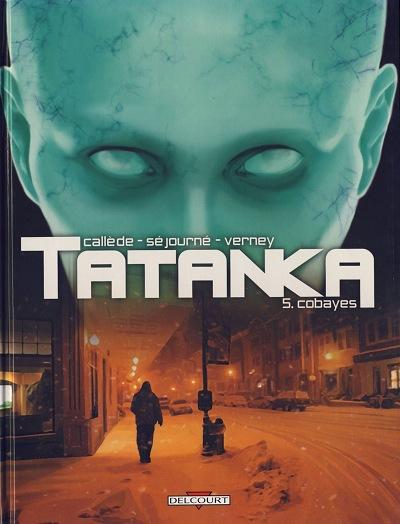 Couverture de Tatanka (Callède/Séjourné) -5- Cobayes