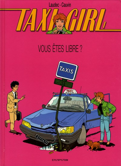 Taxi Girl - les 2 tomes