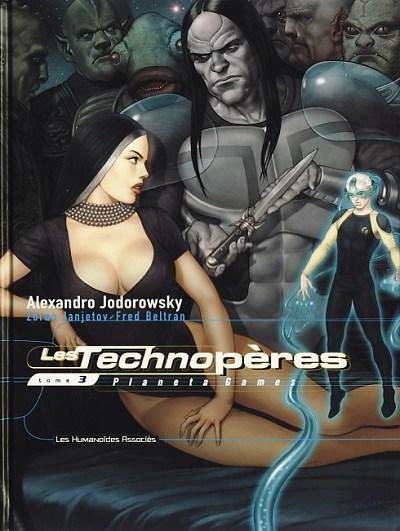Les technopères - les 8 tomes