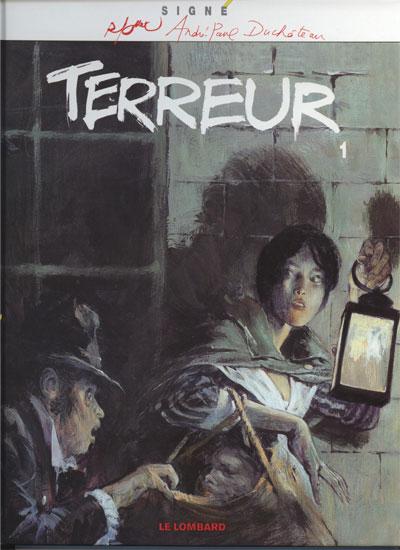 Terreur (2 tomes)
