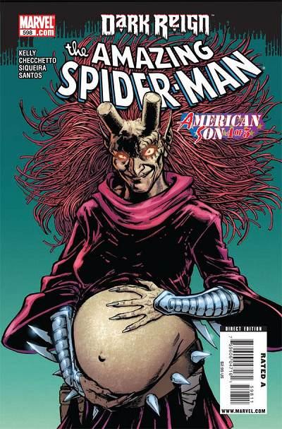 Couverture de Amazing Spider-Man (The) Vol.2 (Marvel comics - 1999) -598- American Son (Part 4)