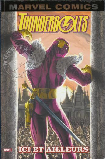 Couverture de Thunderbolts (Marvel Monster Edition) -1- Ici et ailleurs