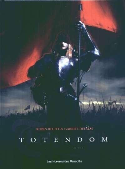 Couverture de Totendom -1- Acte 1