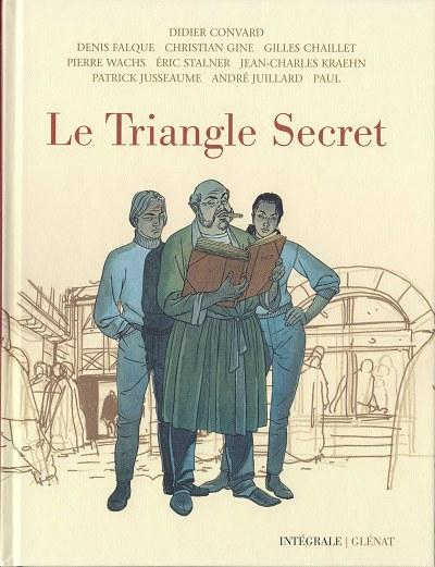 Couverture de Le triangle secret -INT2- Intégrale