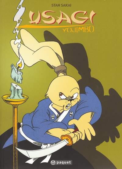 Couverture de Usagi Yojimbo -3- Volume 3