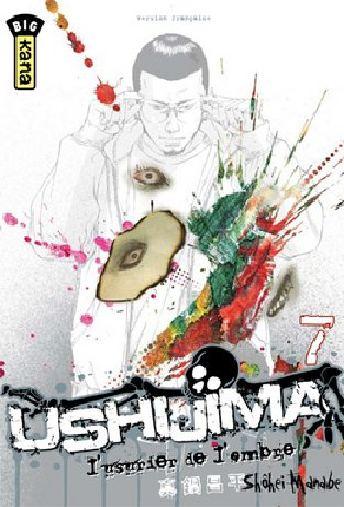 Couverture de Ushijima - L'usurier de l'ombre -7- Tome 7