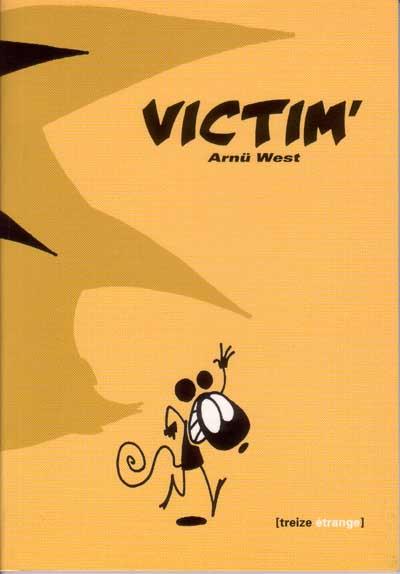 Couverture de Victim'