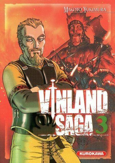 Couverture de Vinland Saga -3- Tome 3