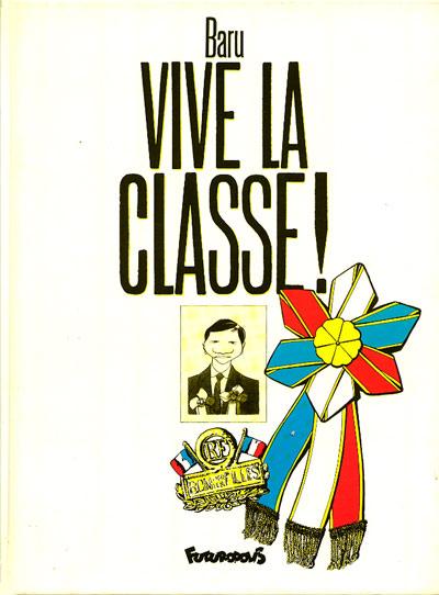 Couverture de Vive la classe!