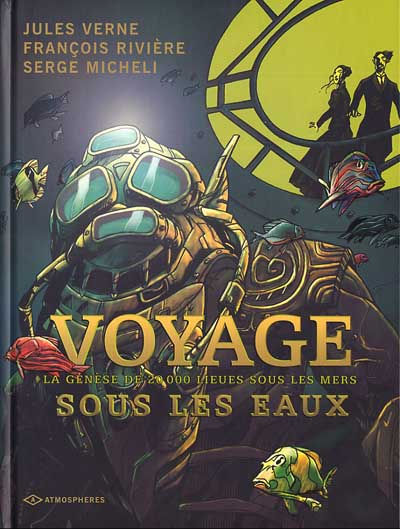 Voyage Sous Les Eaux - Tome 1