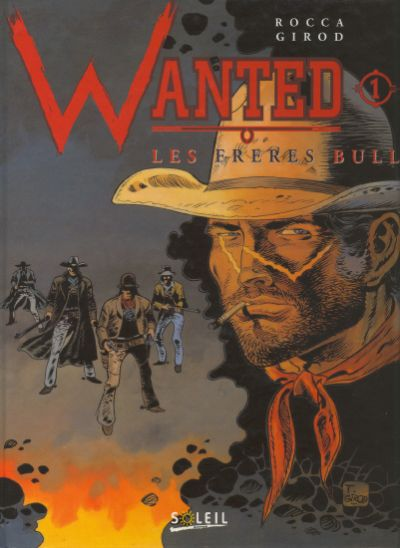 Wanted (Rocca / Girod) (6 tomes)