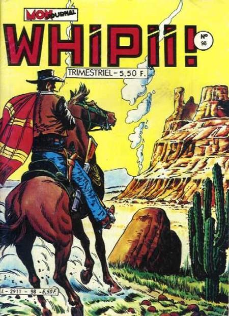 Couverture de Whipii ! (Panter Black, Whipee ! puis) -98- Numéro 98