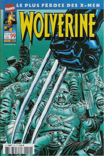 Couverture de Wolverine (Marvel France 1re série) (1997) -99- Wolverine 99