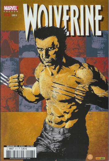Couverture de Wolverine (Marvel France 1re série) (1997) -113- Le serment