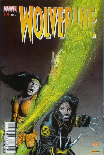 Couverture de Wolverine (Marvel France 1re série) (1997) -116- Un moindre mal