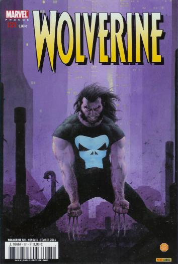 Couverture de Wolverine (Marvel France 1re série) (1997) -121- A la prochaine, Frankie