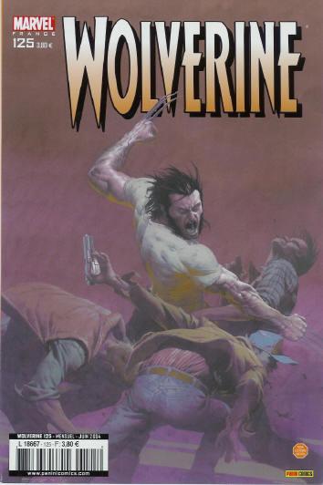 Couverture de Wolverine (Marvel France 1re série) (1997) -125- L'armurier