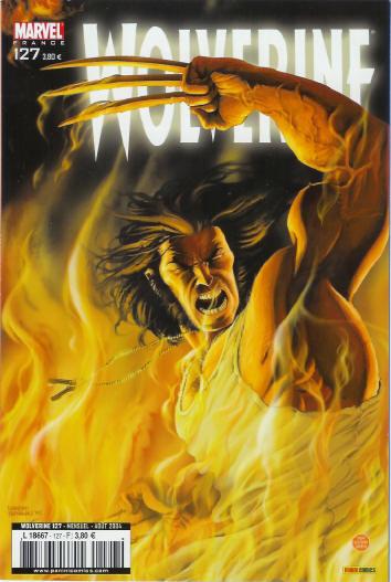 Couverture de Wolverine (Marvel France 1re série) (1997) -127- Coyote Crossing (1)
