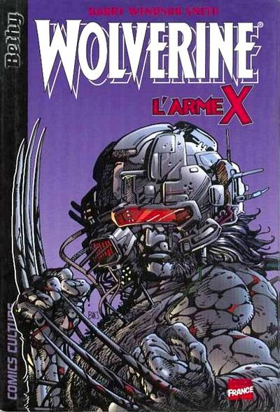 Couverture de Wolverine (Comics Culture) -4- L'Arme X