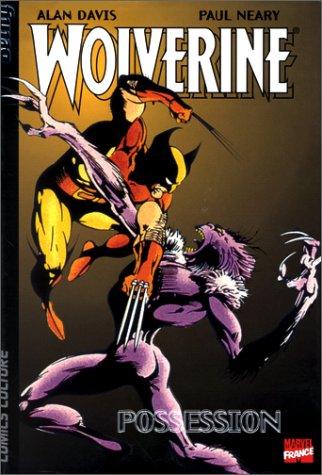 Couverture de Wolverine (Comics Culture) -5- Possession