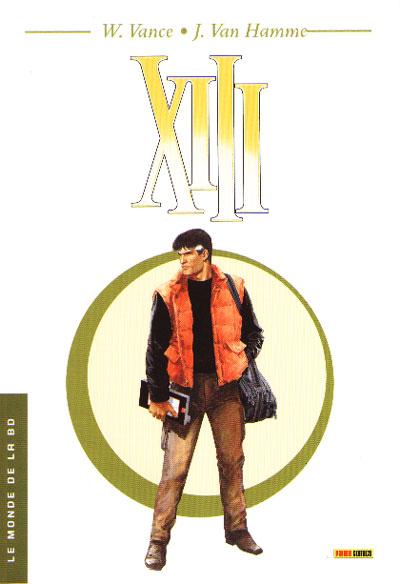 Couverture de XIII -MBD02- XIII - Le Monde de la BD - 02