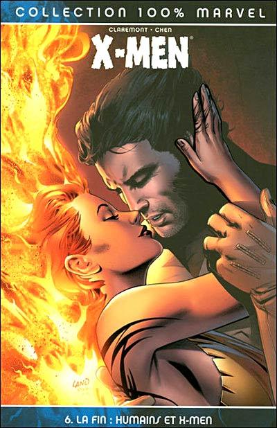 Couverture de X-Men (100% Marvel) -6- La Fin : Humains et X-Men