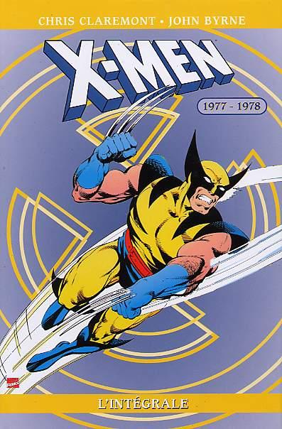 Couverture de X-Men (L'intégrale) -2INT- X-Men : L'intégrale 1977-1978