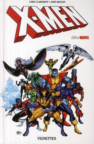 Couverture de Best of Marvel -15- X-Men : Vignettes