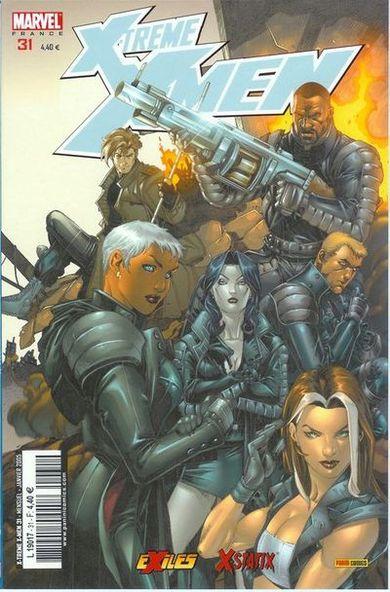 Couverture de X-Men (X-Treme) -31- Le roi des vampires (2)