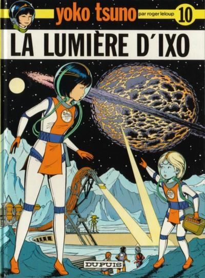 Couverture de Yoko Tsuno -10- La lumière d'Ixo