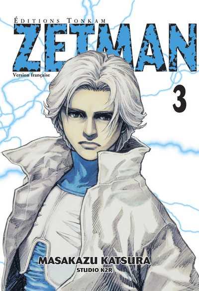 Couverture de Zetman -3- Tome 3