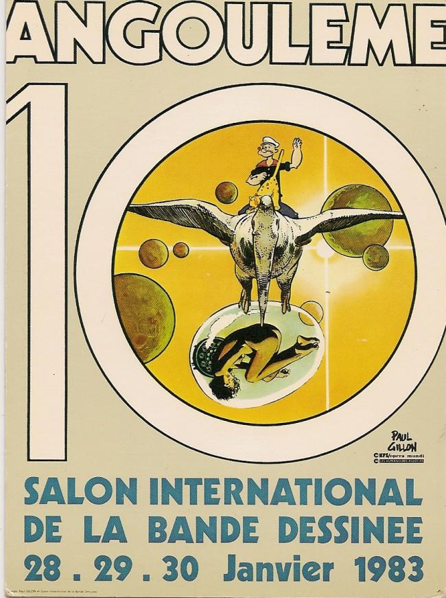 Aut gillon para bd for Salon de la bd angouleme