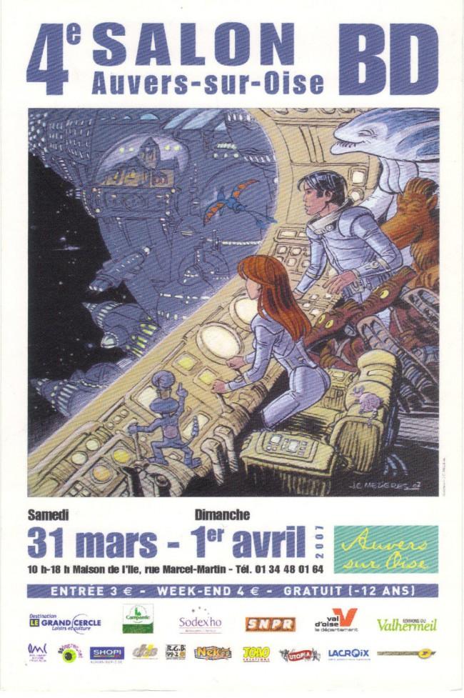 M zi res jean claude para bd for Salon de la bd angouleme